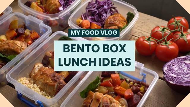 YouTube Food Vlog Intro